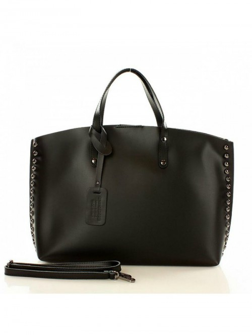 shopping bag pu leather...