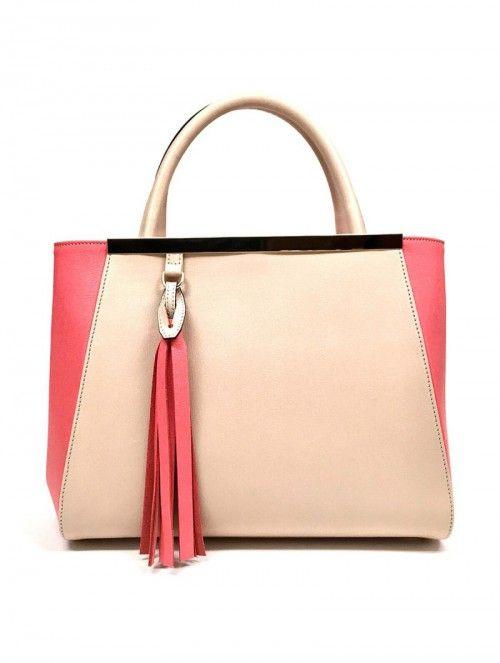 Carry bag pu leather k-20930