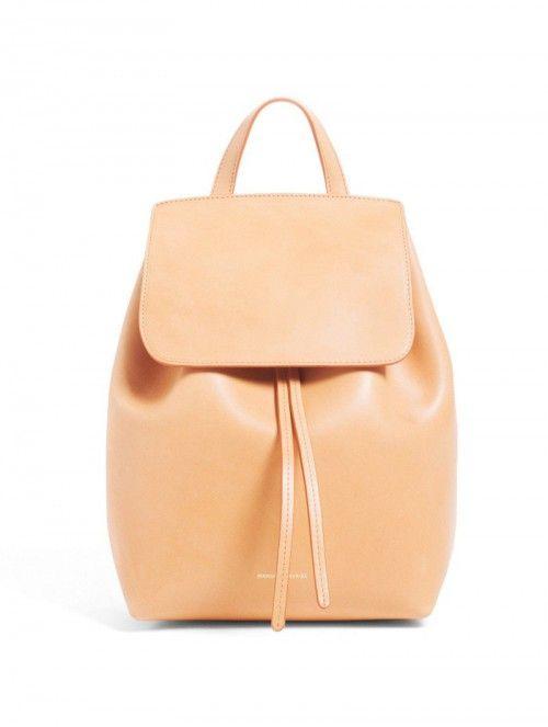 fashion backpack pu leather...