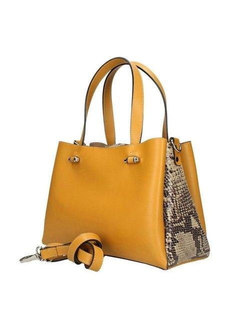 Carry bag pu leather k-20931