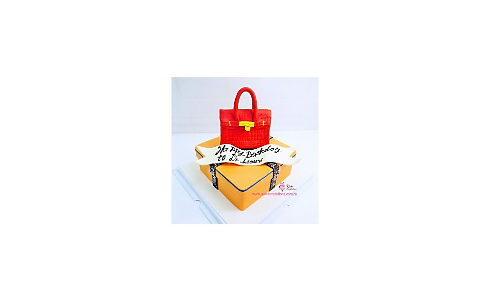 How the great brand handbag that changed the world  FUDGE THE FASHIONISTAS LET THEM EAT CAKE!
