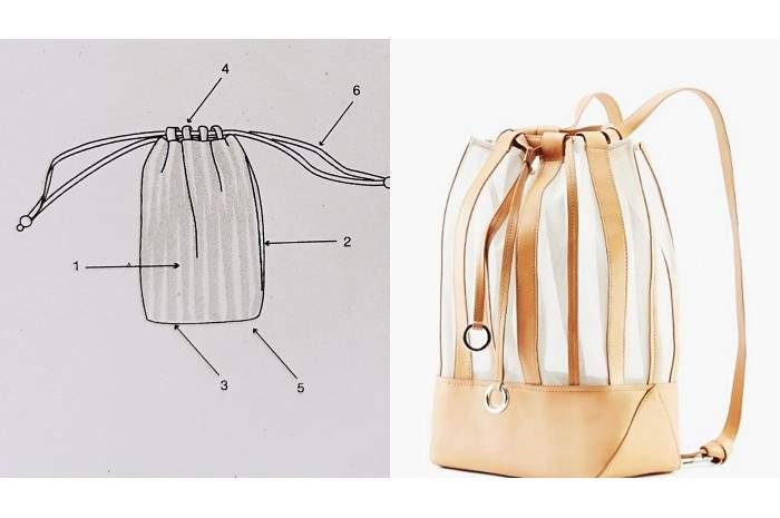 KOMELY HANDBAG ADULT CRAFT CLASSES –Sewing Instructions  Drawstring Bag