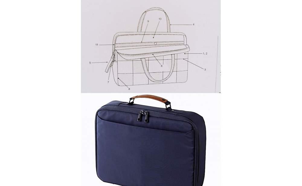 KOMELY HANDBAG ADULT CRAFT CLASSES –Sewing Instructions     Laptop Bag