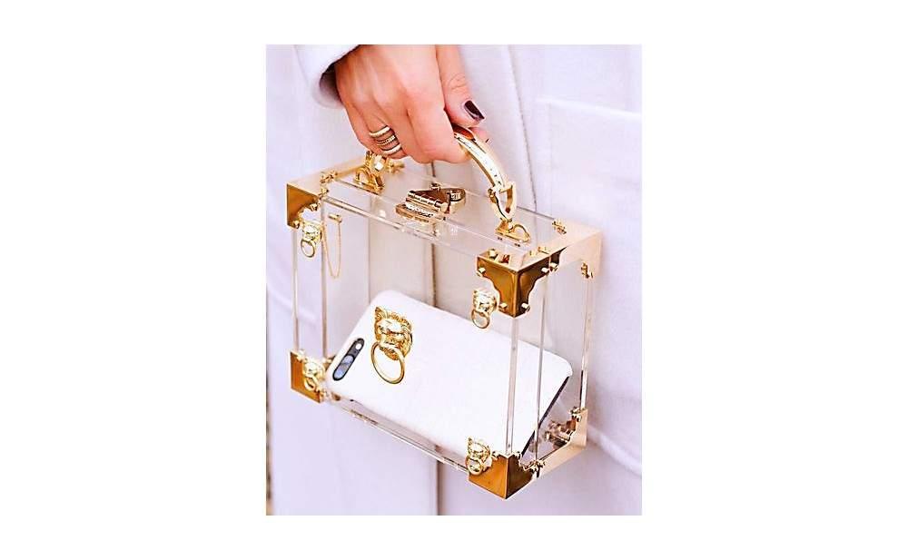 COMELY HANDBAG FACTORY - The Raw Material of Fashion Handbag  Acrylic and Spandex